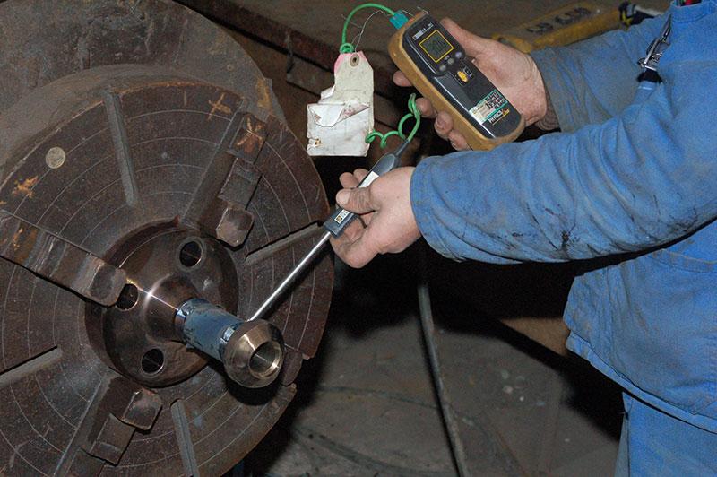 Maintenance industrielle-Tuyauterie fine pour compresseur