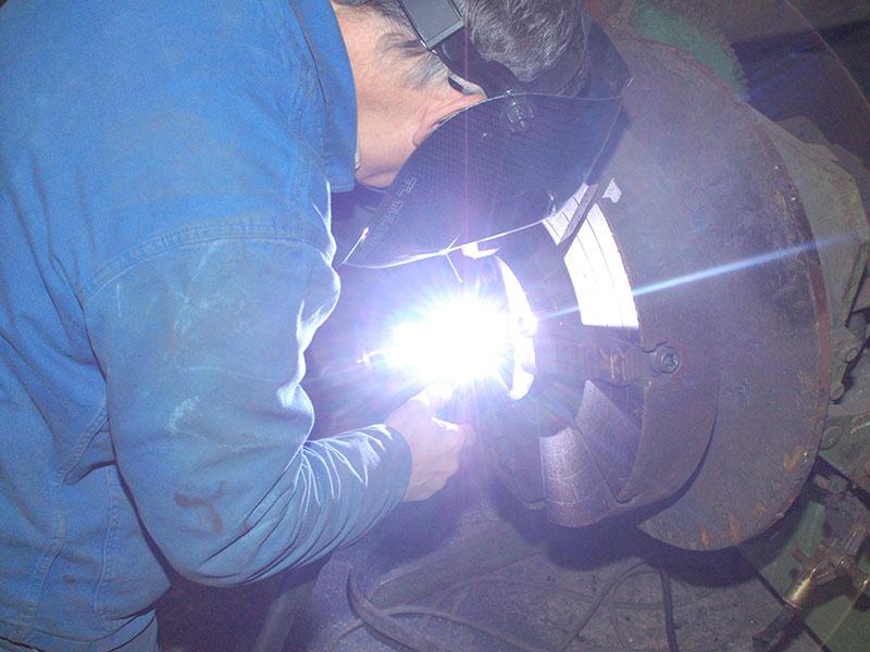 Tuyauterie Industrielle-Compresseur